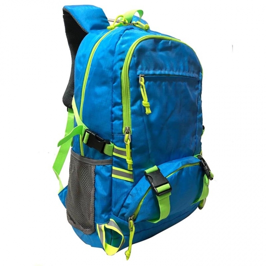 Polyester Practical Sports Backpack