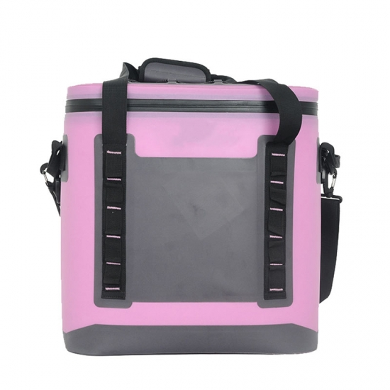 Pink TPU Airtight Cooler Bag