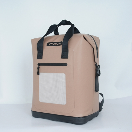 TPU Airtight Cooler Backpack