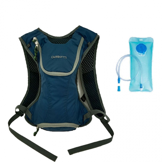Riding Ripstop Hydration Backpack