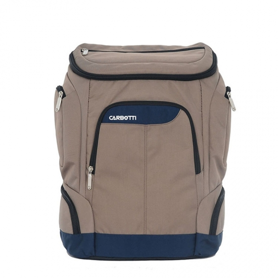 Khaki Business Travel Backpack