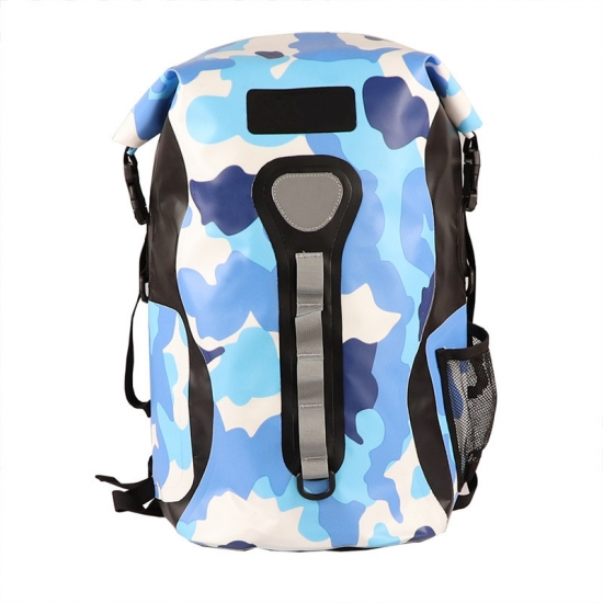PVC Tarpaulin Dry Backpacks