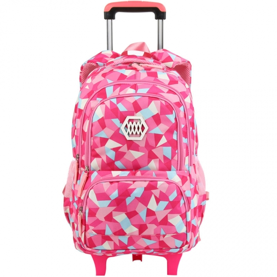 Irregular Figure Trolley Backpacks