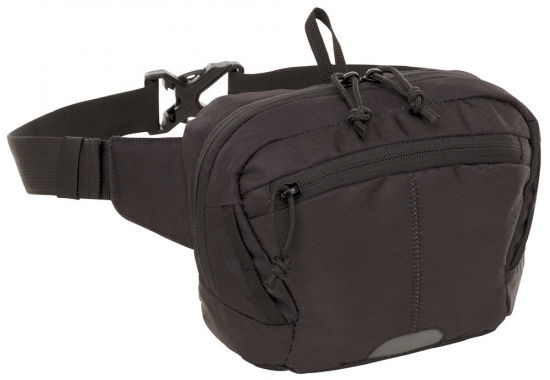 Black Outdoor Waist Packs